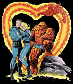 The Fantastic Four in the Mid-1970s: Great Stories by Roy Thomas and George Perez