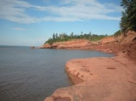 Nova Scotia bay of fundy