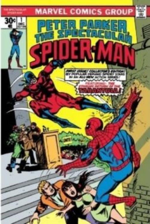 Peter Parker Spectacular Spider-Man No. 1