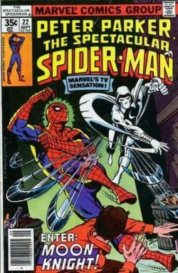 Peter Parker Spectacular Spider-Man No. 22