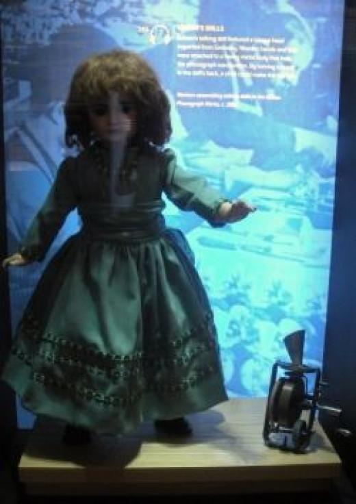 Thomas Edison Doll