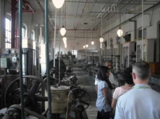 Thomas Edison Lab