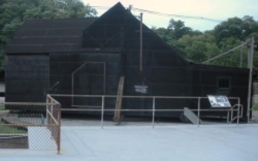 Thomas Edison Movie Studio Black Maria