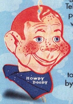 geppi's, entertainment museum, comic book, Howdy Doody