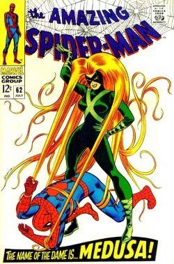 Amazing Spider-Man 62