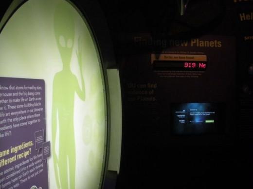 Aliens Adler Planetarium