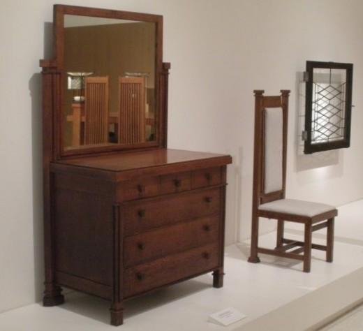 Frank Lloyd Wright Furniture Smart Museum