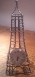 Eiffel Tower Clock