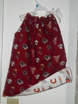 Sports Theme Pillow case Dress