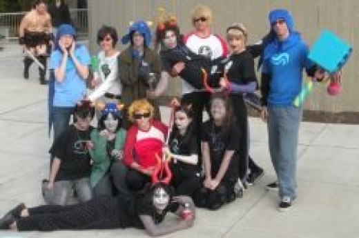 Kotoricon Homestuck