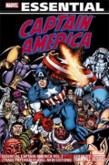Essential Captain America: Art by Kirby, Steranko and Colan!