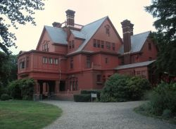 Thomas Edison's House in New Jersey