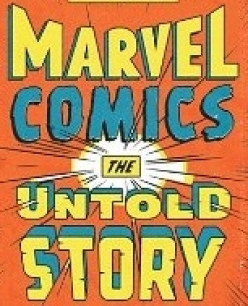 Top Books About Comic Books, Superheroes and Comic Book Creators!