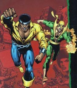 iron fist power man