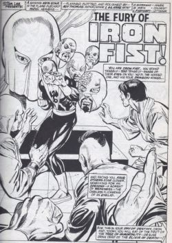 Iron Fist Debut