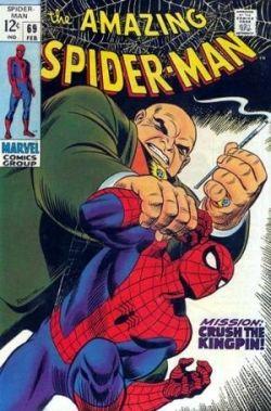 Spider-Man 69 Kingpin