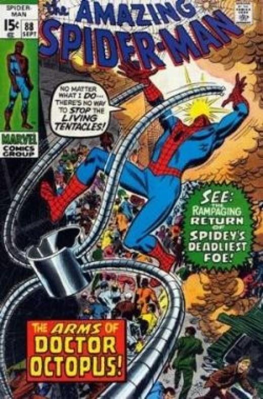 Spider-Man 88 Dr. Octopus