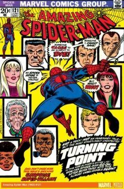 Amazing Spider-Man No. 121
