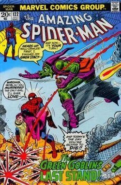 Amazing Spider-Man No. 122