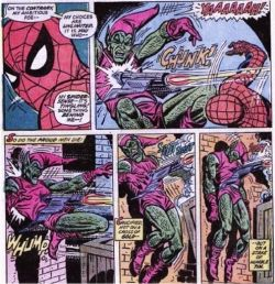Amazing Spider-Man No. 122 Green Goblin's Death