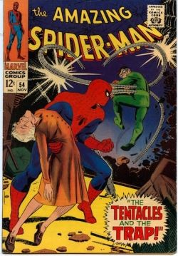 Amazing Spider-Man No. 54 Aunt May Dr. Octopus