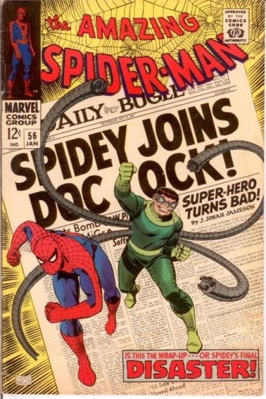 Amazing Spider-Man 56 Dr. Octopus