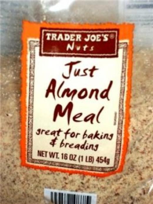 Trade Joe Almond Meal