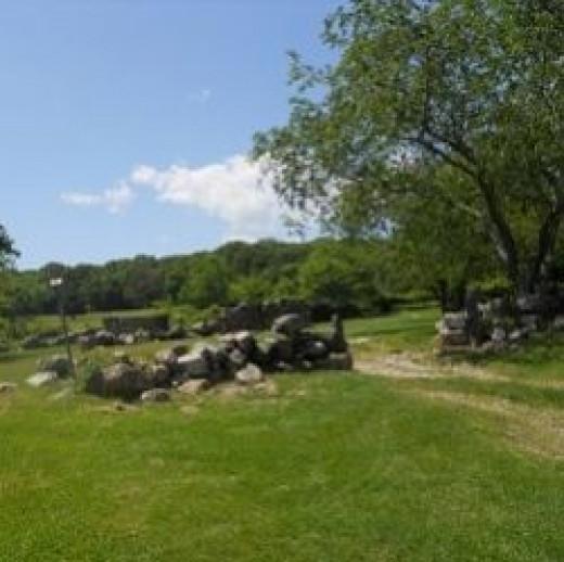 Warriors Path State Park Stables: Haley Farm State Park, Groton, Connecticut