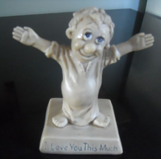 I Love You This Much Figurine