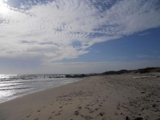Napatree Beach Rhode Island