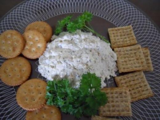 Cottage Cheese And Horseradish