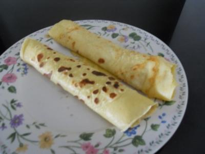Grandma Pancake - Pfannkuchen