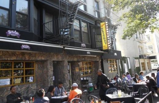 Sylvia's Restuarant Harlem