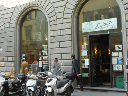 best places to have coffee in florence, italy, la cite