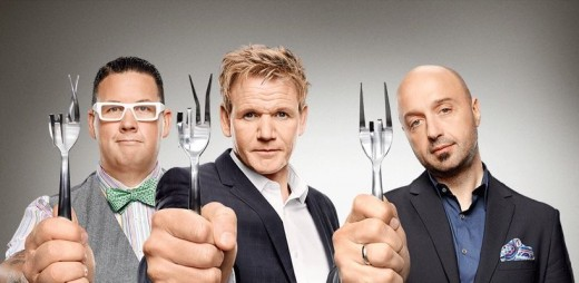 MasterChef Season 5 Promotional Image