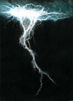 lightning bolt frame 22 by Kylyssa Shay