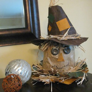 scarecrow crafts ideas