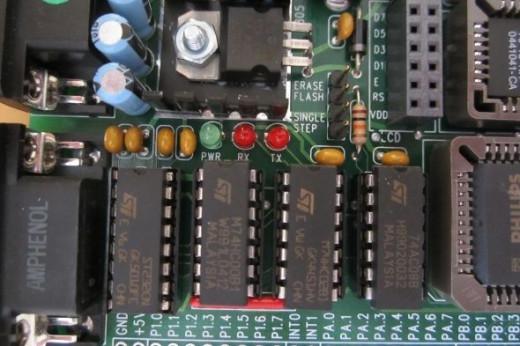 8051 single board computer