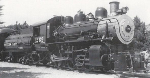 Southern Pacific S-12 #1269