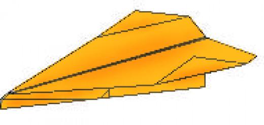 Free Paper Airplane Designs
