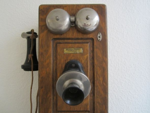 Westren Electric Telephone