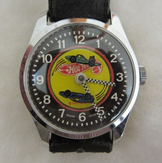 Hot Wheels Watch
