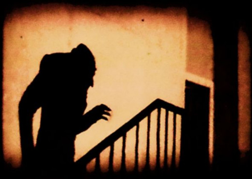 Nosferatu Shadow Scene