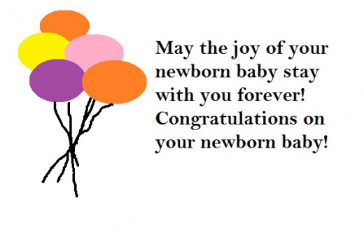 more samples of baby shower wishes to write in a greeting card