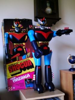 Shogun Warrior - Great Mazinga