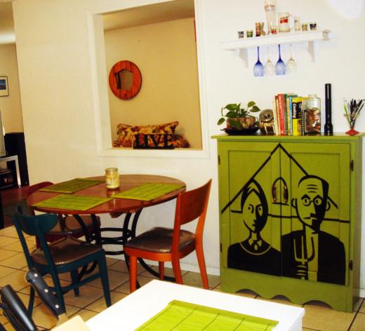 Used Furniture DIY Ideas