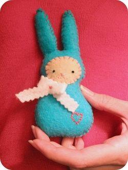 Make a Bunny Softie