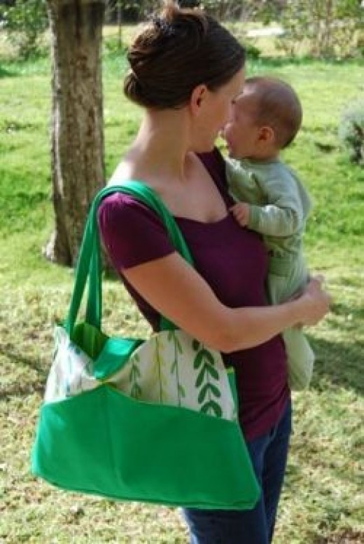 Diaper Bag Pattern to Make for Babies