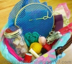 Sewing Gifts for Kids