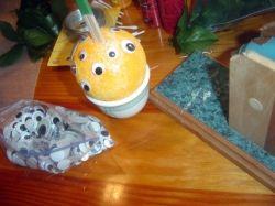Bootiful Eyeball Bouquet for Halloween